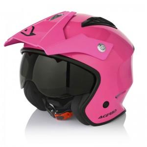 Acerbis Jet Aria pink