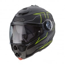 Caberg Droid Blaze matt black-yellow